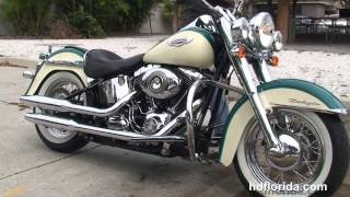 2. Used 2009 Harley Davidson Softail Deluxe Motorcycles for sale - Dunedin, FL