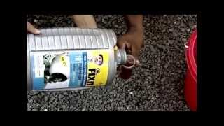 Integral Waterproofing - Dr Fixit LW+ Benefits
