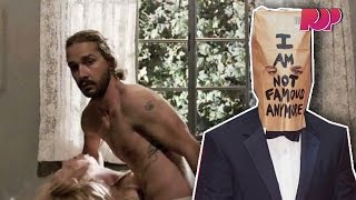 Shia LaBeouf Rape Full Story And New Details Emerge