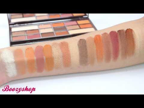 I Heart Makeup I Heart Makeup Chocolate Orange Palette