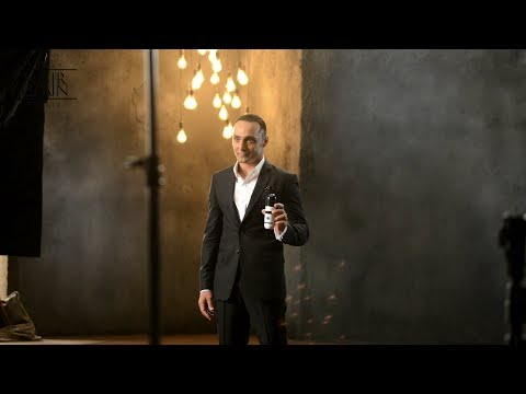 Rahul Bose Ad Making With Marico - Livon