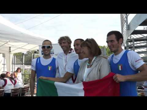 Campionati Europei 2012 - Varese - Intervista 4- PL M