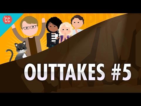 Outtakes #5: Crash Course Philosophy (видео)