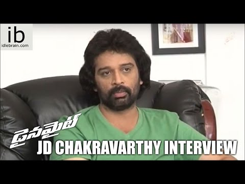 JD Chakravarthy interview about Dynamite