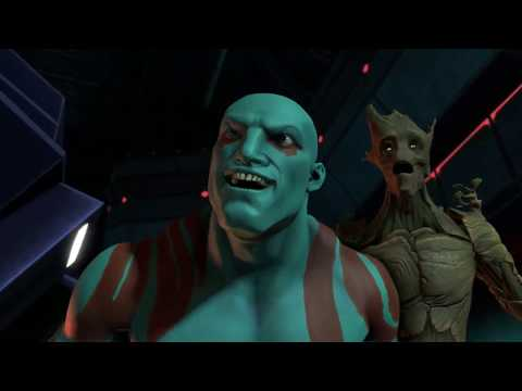 Telltale's Guardians of the Galaxy: Episode 5 Trailer