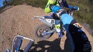 5. Husqvarna FE 250 2014 Dirty Rides #2  Hard Enduro Extreme 100 Limites