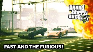 Nonton GTA 5 Online FAST AND THE FURIOUS Special! GTA 5 Stunts, Jumps & EPIC Racing! (GTA 5 PS4 Gameplay) Film Subtitle Indonesia Streaming Movie Download