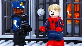 Video Lego Spiderman Prison Break Fail MP3, 3GP, MP4, WEBM, AVI, FLV Agustus 2018