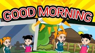 สื่อการเรียนการสอน Good Morning ป.3 ภาษาอังกฤษ