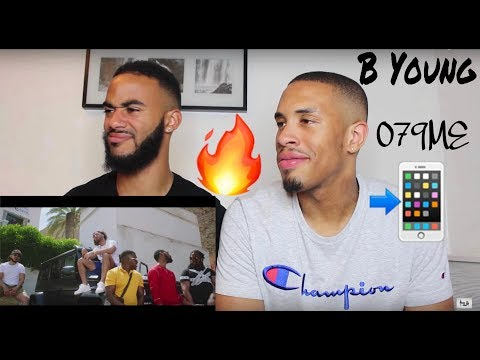B Young - 079ME (Official Video) - REACTION!