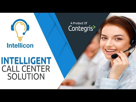 Intellicon - Intelligent Contact Center - An Omni Channel Call Center Solution