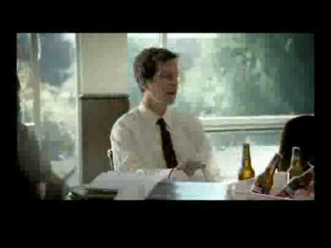 Superbowl 2009 Bud Light Commercial-Business Meeting