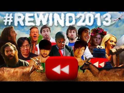 YouTube Rewind: What Does 2013 Say? (видео)