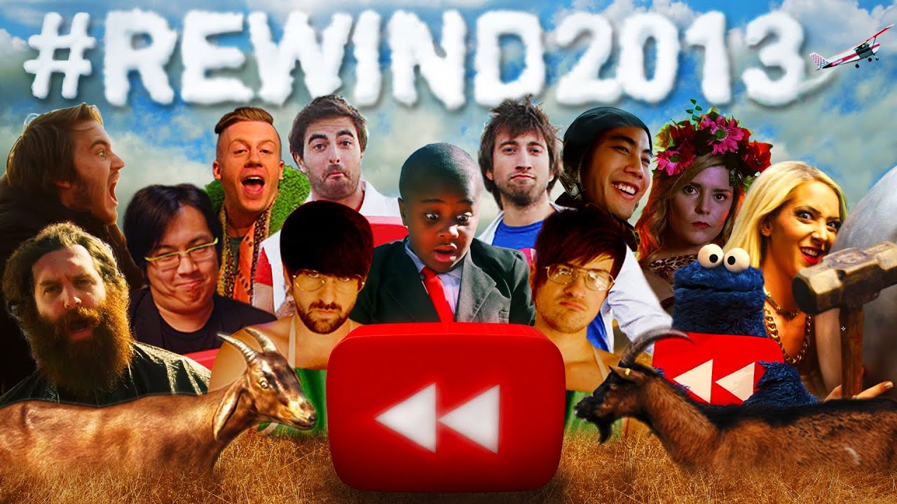 maxresdefault YouTube Rewind: What Does 2013 Say?
