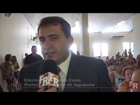 Posse dos eleitos em Jaguaruna: três secretários são anunciados