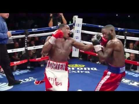 Adrien Broner Knocks Down Emanuel Taylor - SHOWTIME Boxing