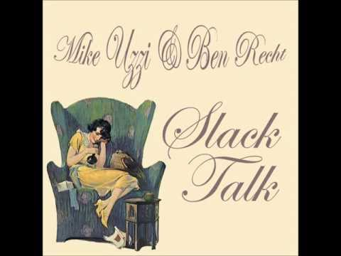 Mike Uzzi & Ben Recht - a fitness counterrevolution (Ben Parris Remix) [Slack Talk]