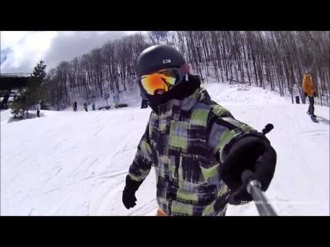Happy Valley, Blue Mountain April 5, 2014 (видео)