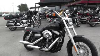 10. 315797 - 2012 Harley Davidson Dyna Street Bob FXDB -  Used motorcycles for sale
