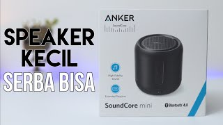BEST MINI SPEAKER!! Anker Soundcore Mini REVIEW INDONESIA