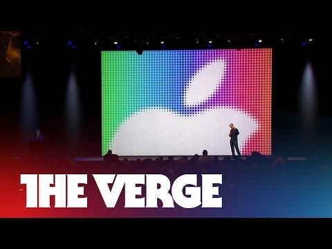 Apple's Entire Keynote in 10 min