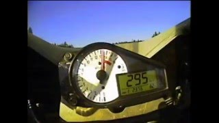 10. Original Top Speed Run GSXR 750 306 km/h