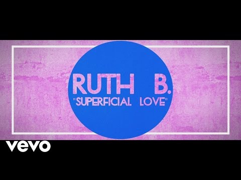 Superficial Love Lyric Video