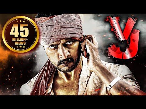 "Sudeep's Latest Movie ""VJ"" | Latest South Indian Movie Hindi Dubbed"