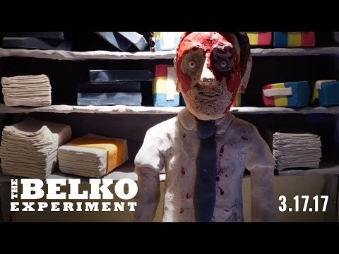 The Belko Experiment (Claymation Short 4)