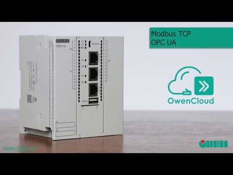 Обзор новой линейки контроллеров ОВЕН ПЛК210