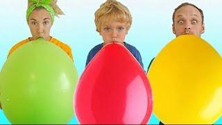 Mainan dan lagu anak-anak 교육으로 동요와 아기의 노래를 القوافي التعليمية وأغاني الأطفال Balloon song