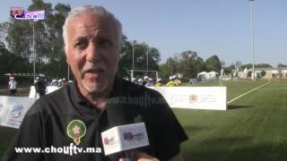 مثير ...  لاركيت يكشف تفاصيل تحرش اللاعبين المغاربة بالسويديات