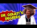 Dr. Gulati's Degrees | Most Funny Video | The Kapil Sharma Show
