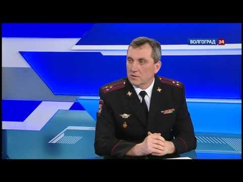 Валентин Кирейчев, начальник экспертно-криминалистического центра ГУ МВД России по Волгоградской области