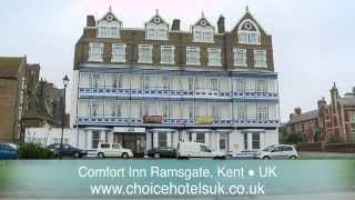 Ramsgate United Kingdom  city photos gallery : Comfort Inn Ramsgate, UK.Explore the hotel with the General Manager