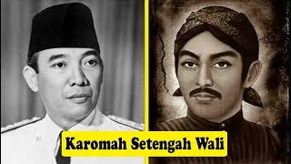 Video Diluar Nalar..! Karomah Bung Karno yang Setingkat Sunan Kalijaga MP3, 3GP, MP4, WEBM, AVI, FLV Desember 2018