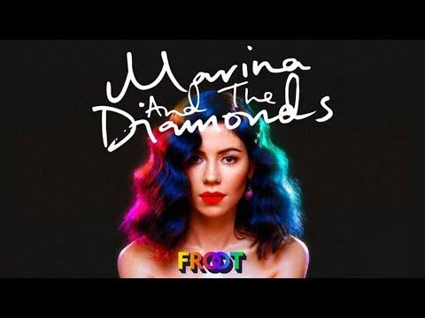 I'm - Written by Marina Diamandis.