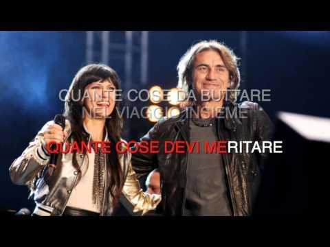 , title : 'Elisa feat Ligabue - Gli ostacoli del cuore - Karaoke con testo'
