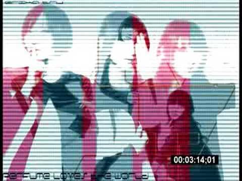 Perfume - Edge (видео)