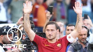 Farewell To Francesco Totti | ESPN FC
