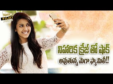 Niharika Shocks Mega Family With Muddapappu Avakai Web Series