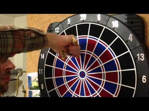 Darts-Training Test