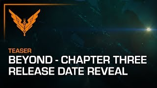 Chapter Three | Release Date Announcement