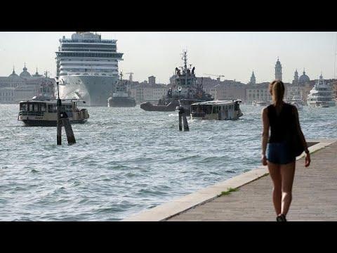 Venedig setzt auf 4-Euro-Spenden an digitalen Spendenstationen