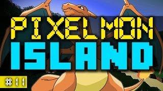 Minecraft PIXELMON ISLAND #11 (Pixelmon Island Season 2) with Vikkstar&Ali A