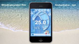 Wind Calculator Pro YouTube video