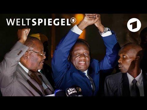 Simbabwe: Aufbruch nach Mugabes Rücktritt? | Weltsp ...