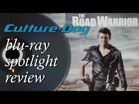 Blu-Ray Spotlight Review – Mad Max 2: The Road Warrior (1981)