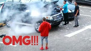 Video Mobilku TerBakar Di PIM! (Aaaaaaaaa) MP3, 3GP, MP4, WEBM, AVI, FLV Juni 2018