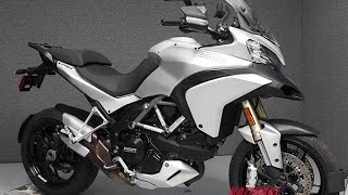 8. 2013  DUCATI  MTS1200 MULTISTRADA 1200 W/ABS & DTC  - National Powersports Distributors